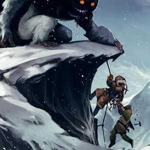Бигфут и альпинисты