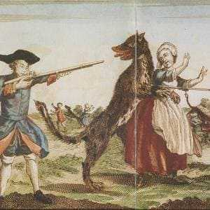 Охота на жеводанского зверя