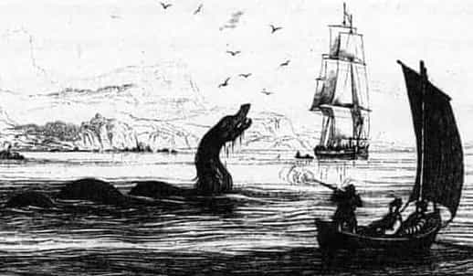 Охота на морского змея