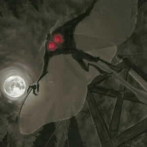 Человек-мотылек в Пойнт Плезант