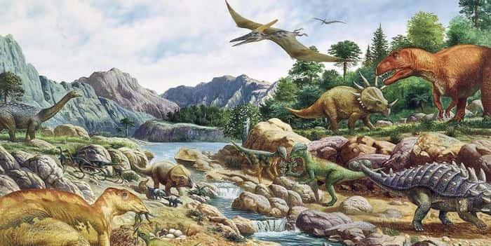 Доисторические существа