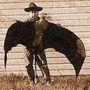 Фермер и крылатый монстр