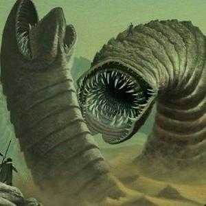 Монстры пустыни Гоби