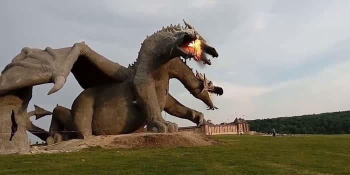 Змей Горыныч из Липецка