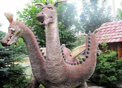Змей Горыныч в Харькове