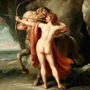 Хирон и Ахиллес