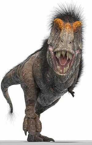 Как выглядел тираннозавр