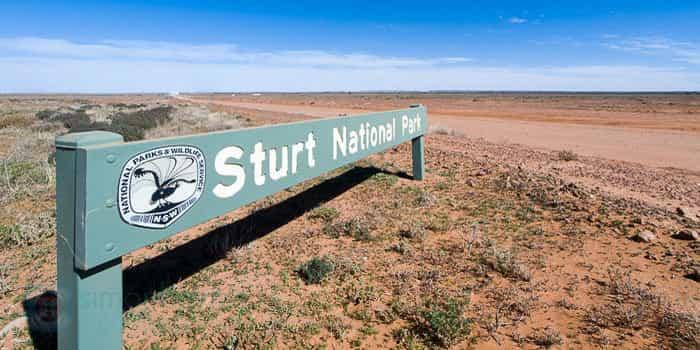 Национальный парк Австралии