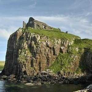 Замок Дунтулм