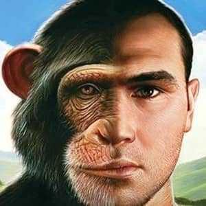 Человек-обезьяна