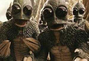 Группа жабоидов