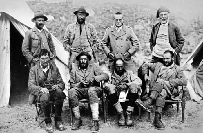 Британская экспедиция на Эверест 1921 года