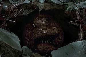 Подземный монстр