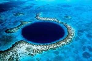 Голубые дыры Багам