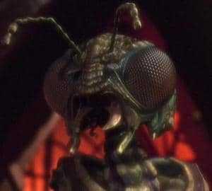 Голова инсектоида