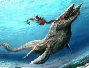 Рептилия-каннибал