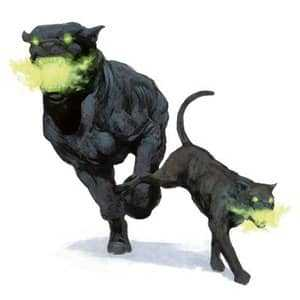 Призрачные кошки