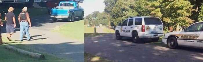 Шериф округа Монро