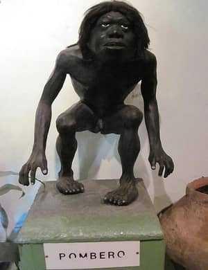 Скульптура помберо