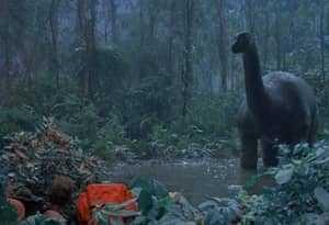Живой динозавр
