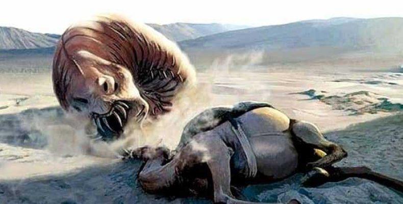 Легенды бразильских индейцев: мистический червь минхочао