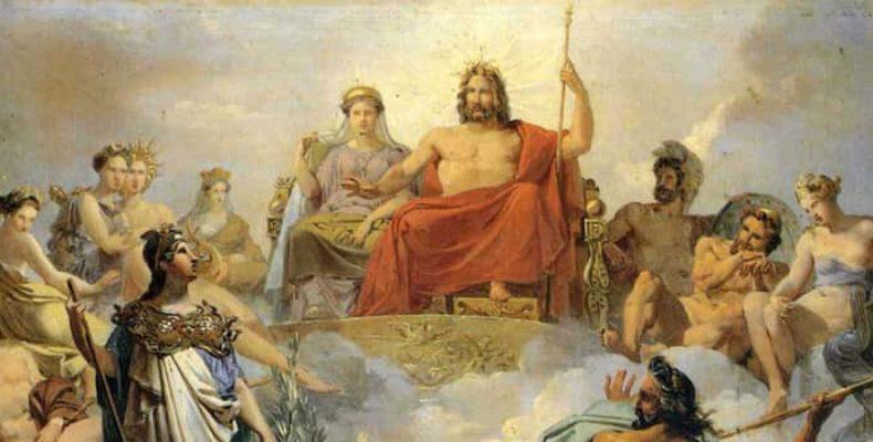 картинки о мифах древней греции