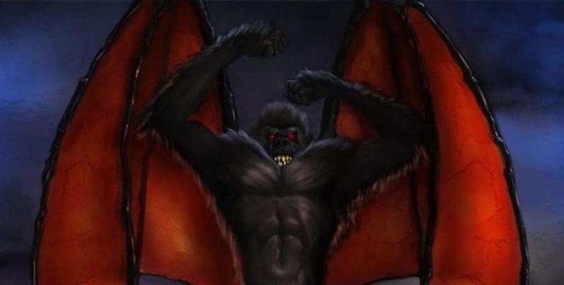 Бэтсквотч: новый повод бояться выходить на улицу ночью