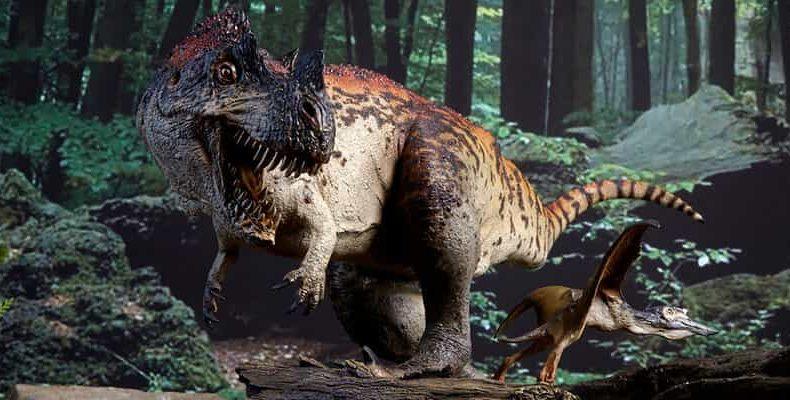Удивительный случай встречи с живым динозавром в Канаде