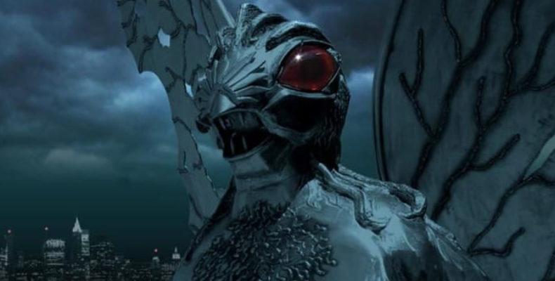 Человек-мотылёк из Пойнт-Плезант