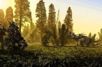 Ядовитые растения, а не астероид, могли погубить динозавров