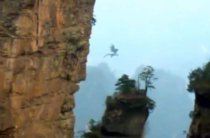 Гигантский дракон был замечен в Китае