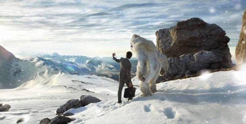 Где искать снежного человека