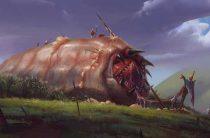 Появление самых странных и пугающих существ