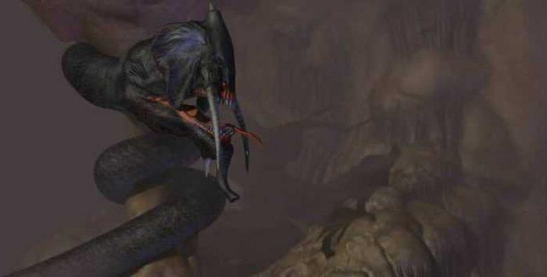 Грутсланг: гигантская змея-страж южноафриканской пещеры