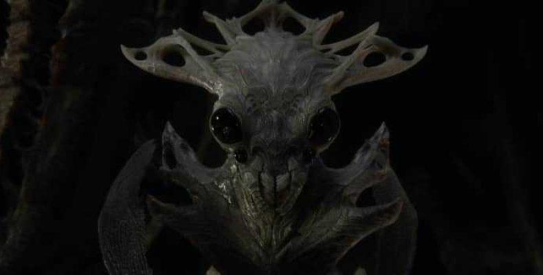 Инсектоид: причудливый криптид или внеземное существо