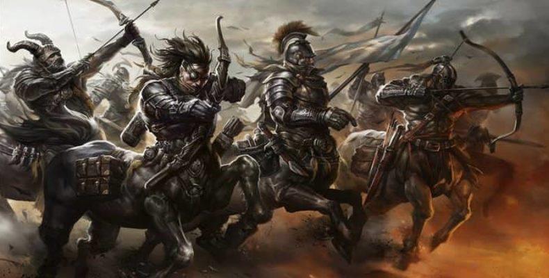 Кентавр: Происхождение и место в славянской мифологии