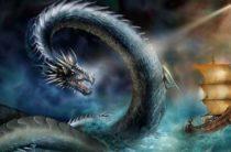 История гигантского морского змея