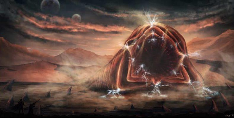 Олгой-хорхой – загадка монгольской пустыни