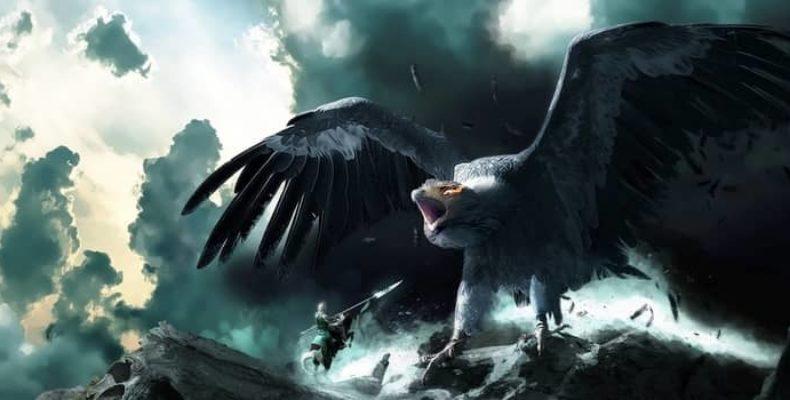 В Пенсильвании мужчина столкнулся с «громовой птицей»
