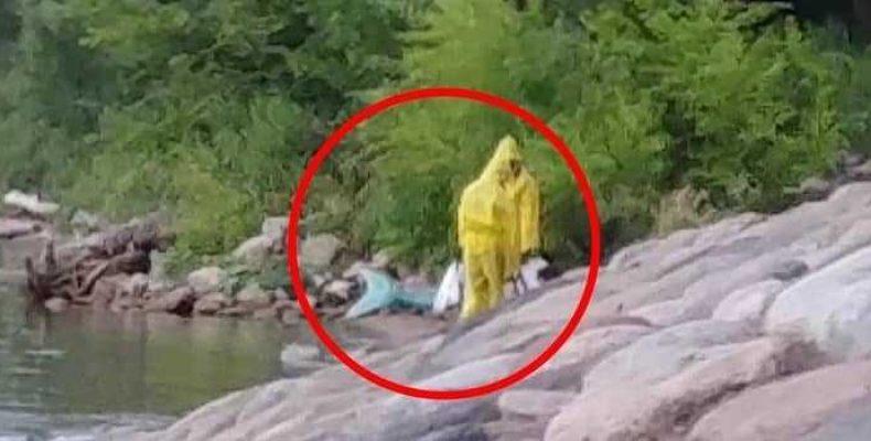 Из озера в Миннесоте выловили тело настоящей русалки