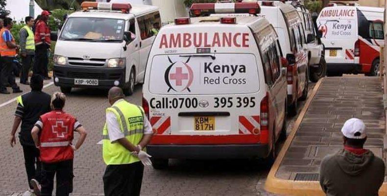Колдун из Кении уверен, что крупная авария спровоцирована чудовищем