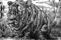 Сквонк — самый жалкий криптид
