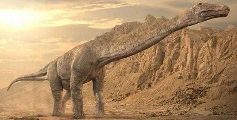 В Египте обнаружены останки нового подвида титанозавров