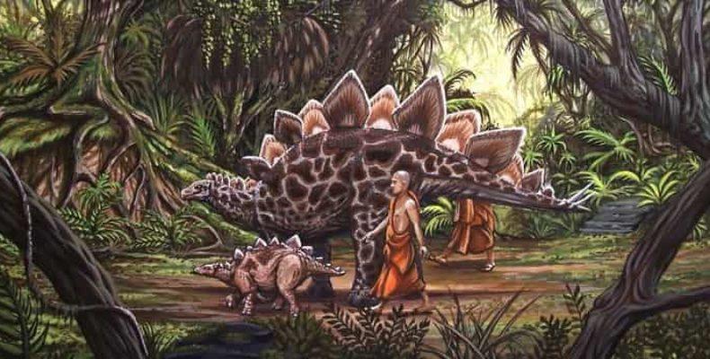 Живые динозавры в Индонезии и Папуа — Новой Гвинее